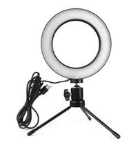 Luminária LED Ring Light Tripe - Exito