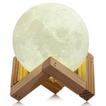Luminária Lua Cheia - Moon Light - Bcs
