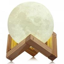 Luminária Lua Cheia - Moon Light - On Line