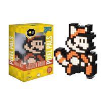 Luminária Pixel Pals Raccoon Mario 024 Super Mario Bros. 3 - PDP -