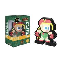 Luminária Pixel Pals - Street Fighter 30th - Cammy 021 - Pdp