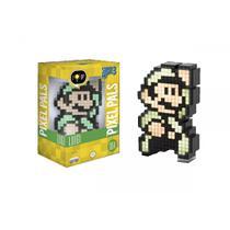Luminária Pixel Pals - Super Mario Bros 3 - Luigi 004 - Pdp