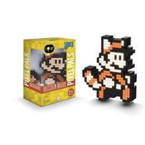 Luminária Pixel Pals - Super Mario Bros 3- Raccoon Mario 024 - Pdp