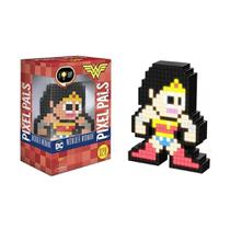 Luminária Pixel Pals Wonder Woman 028 DC Comics - PDP -
