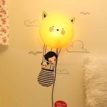 Luminária Plafon infantil Cat 1 Lâmpada - Bella Light