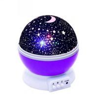 Luminária Projetor Estrela 360 Night Light - Star Master -