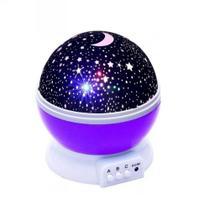 Luminária Projetor Estrela 360 Night Light - Star Master