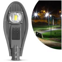 Luminária Pública De Led 6500k Para Poste E Rodovias 50w - Nem Compara