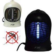 Luminária Repelente Armadilha Mata Mosquito Luz Led 110V - Fix