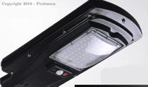Luminaria Solar AllinOne Pública Street Light grandes áreas -3503 Allinone - Prolumen