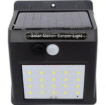 Luminária solar para parede com sensor de presença - Morgadosp