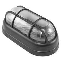 Luminária Tartaruga Bemplas Preto com Grade - Demi
