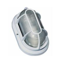 Luminaria Tartaruga Branca E27 uso Externo 2016100 Blumenau -