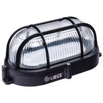 Luminária Tartaruga LED Liege 35 Leds 7W Bivolt Preta -