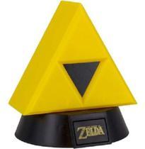Luminária The Legend of Zelda - Triforce 3D Light - Paladone -
