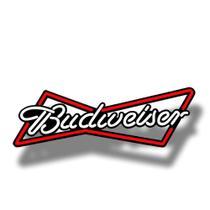 Luminoso Budweiser -