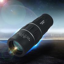Luneta Monóculo Telescópio Tático a prova d'agua  16x52 Alcance  Zoom Profissional - Braslu