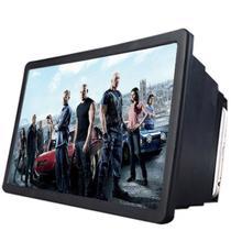 Lupa Ampliadora Para Tela De Celular Lente 3x 3d Vira Mini Tv - CW