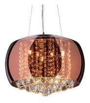 Lustre attractive 40 cobre startec -