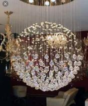 Lustre de cristal im-1300 - Lustres Imex
