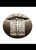 Lustre de cristal k9 legítimo - Preço de fábrica - Quadrado 1516 - Dri Luzarte -