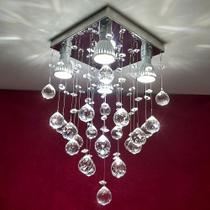 Lustre de cristal legítimo k9 - Ilustre Cristais