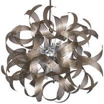 Lustre em Metal 46 cm Cobre - Mart