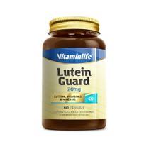 Lutein Guard Luteína mais Vit e Minerais 60caps  Vitaminlife -