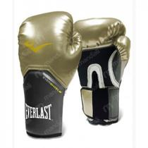 96e5f1477 Luva Boxe Everlast pro Style Elite Training 10 Oz Dourada