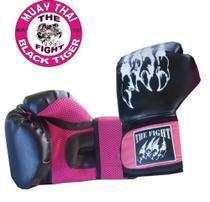 Luva Boxe Muay Thai 14oz ,The Fight -