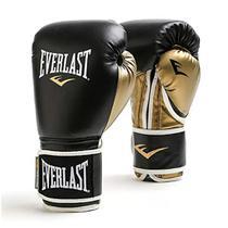 Luva Boxe Muay Thai Everlast 14OZ PowerLock -
