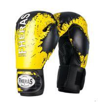 Luva Boxe Muay Thai Fheras Top Splash (070039) -