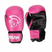 Luva Boxe Muay Thai First Rosa - Pretorian -