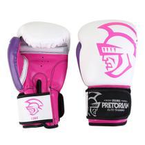 Luva Boxe/Muay Thai Pretorian Elite 12 Oz -