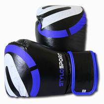 Luva boxe/ muay thai stylo - Stylo sport