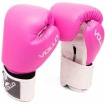 Luva Boxe Vollo Muay Thai Vollo Combat -