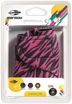 Luva Colors Zebra Pink Mormaii