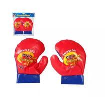 Luva De Box Infantil Arte Macial 1 Par - Boxing king