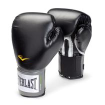 Luva de Boxe Everlast Pro Style Preta -