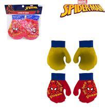 Luva de boxe infantil homem aranha /spider man no solapa dy-449 etitoys -