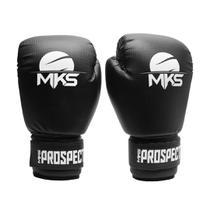 Luva de Boxe MKS Combat New Prospect Black -