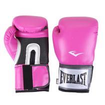 Luva De Boxe/ Muay Thai Everlast Pro Style 8 Oz -