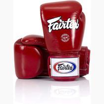 Luva de Boxe / Muay Thai Fairtex BGV1 - Vermelha -