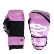 Luva de Boxe Muay Thai Naja First Extreme 12 Oz -