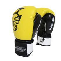 Luva de Boxe Pretorian Elite Amarelo -