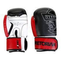 Luva de Boxe Pretorian First Vermelha -