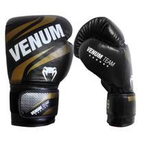 Luva de Boxe Venum Commando Gold -