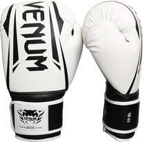 Luva de Boxe Venum New Elite Branco -