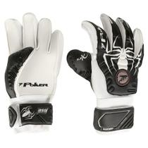 Luva de Goleiro Poker Black Spider Trainning -