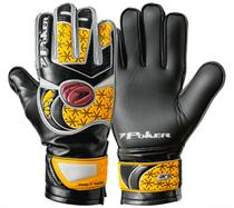 Luva De Goleiro Poker Deep 7 Training Kids - PTO/LAR